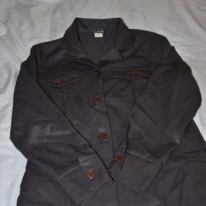NYCC Button Up Jacket